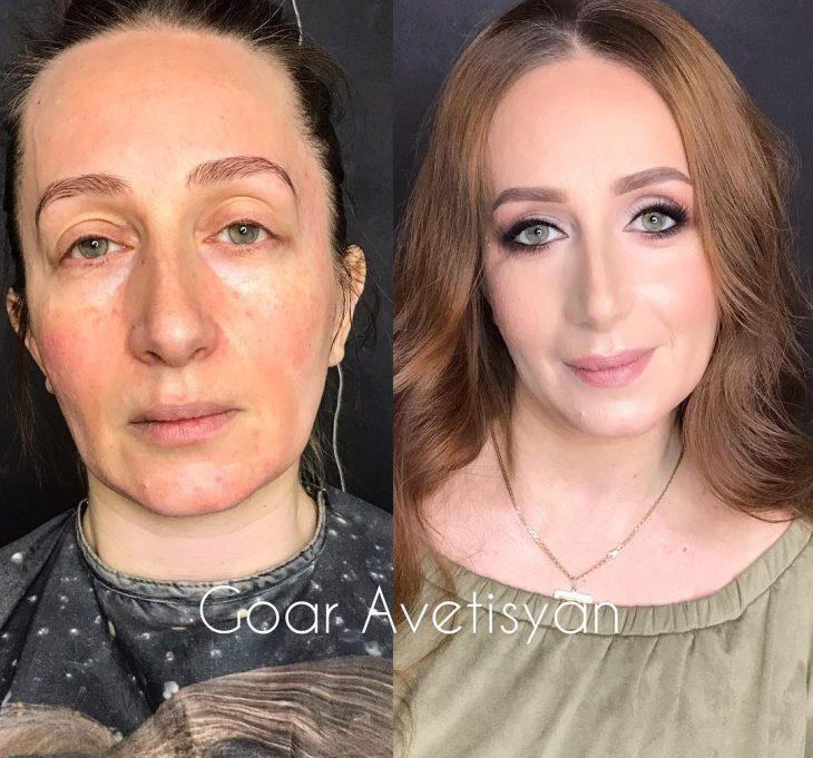 Cambio de look dramático