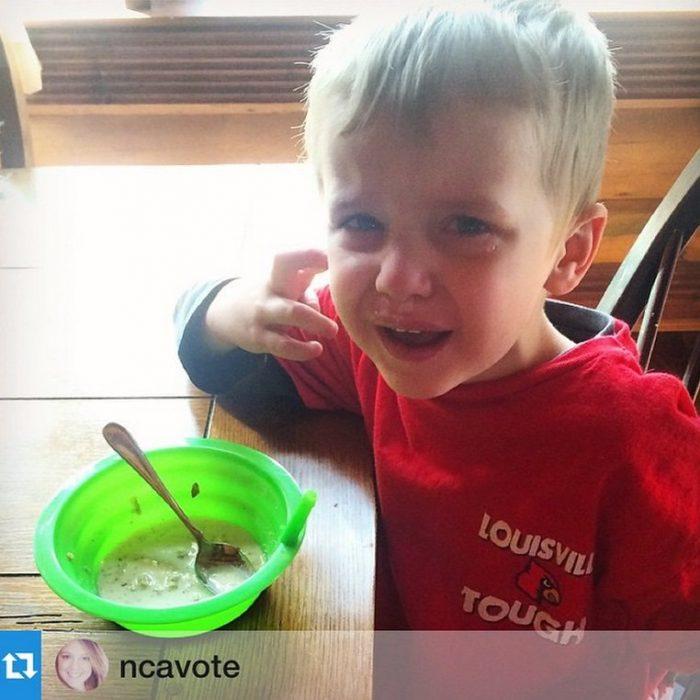 niño cereal
