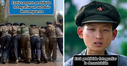 Cover 15 fotos prohibidas de Corea del Norte que pudieron salir a la luz