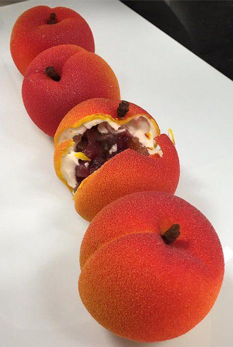 mandarinas pastelero profesional
