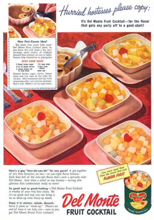 recetas vintage