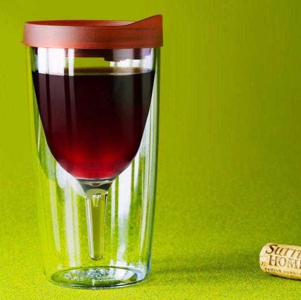 vaso vino