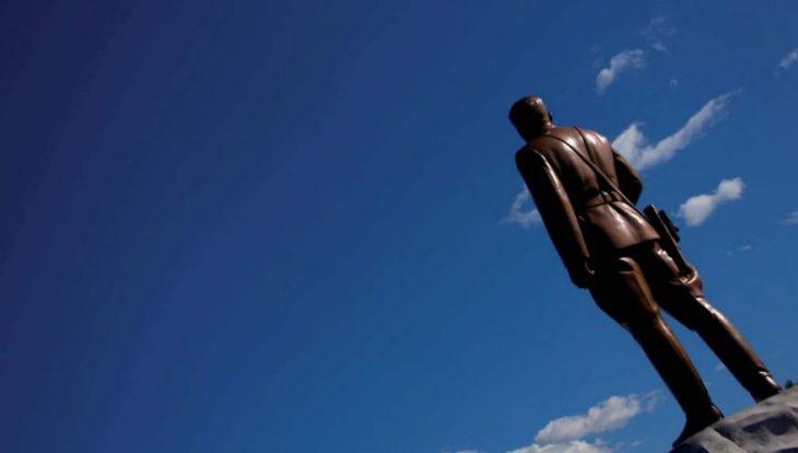 foto de estatua