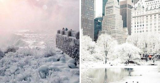 Cover Fotografías que te dejarán helado por su belleza sin igual
