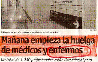 medics y enfermos
