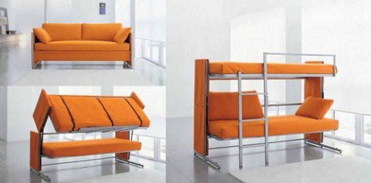 Ideas para espacios pequeños sillón reclinable