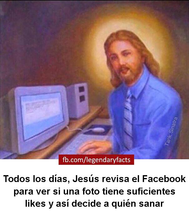 Jesús facebook