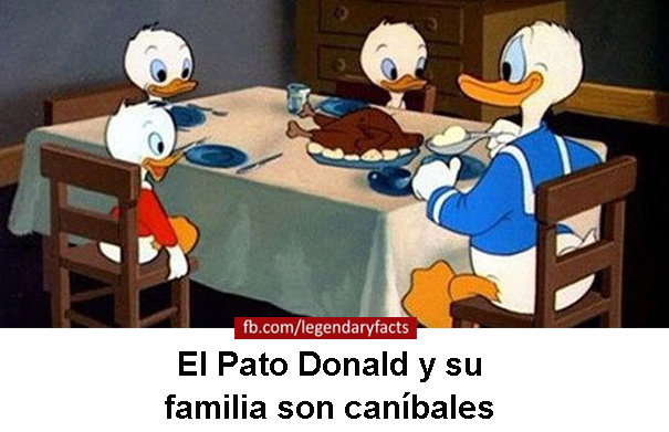 donald canibal
