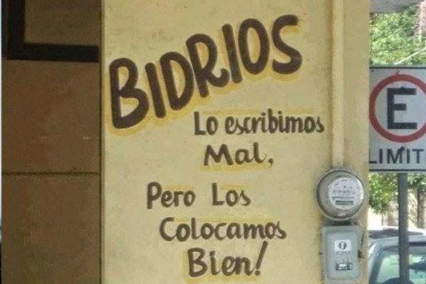bidrios
