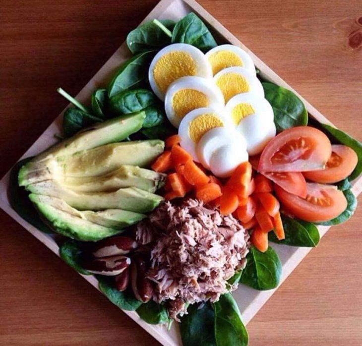 Desayuno balanceado