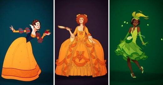 Cover Épocas diferente en las que no conocías a las princesas
