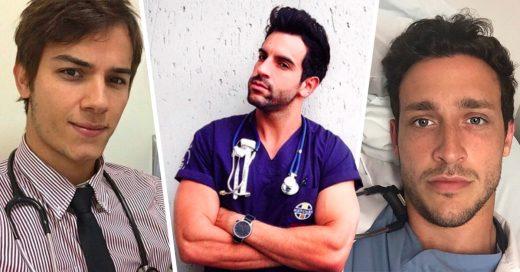 Cover médicos tan atractivos que provocarán que tu presión suba