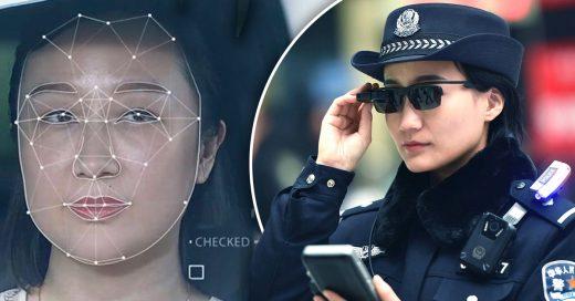Cover Gafas reconocimiento facial