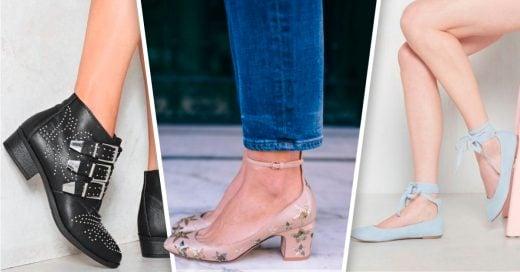 Cover Ideas para sustituir con zapatos bonitos tus incómodos tacones
