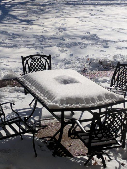 mantel nieve