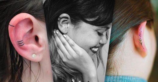 Cover Tatuajes en las orejas por los que soportarías cualquier dolor