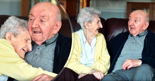 Cover A sus 98 años ingresa a un asilo de ancianos para cuidar a su hijo de 80 años