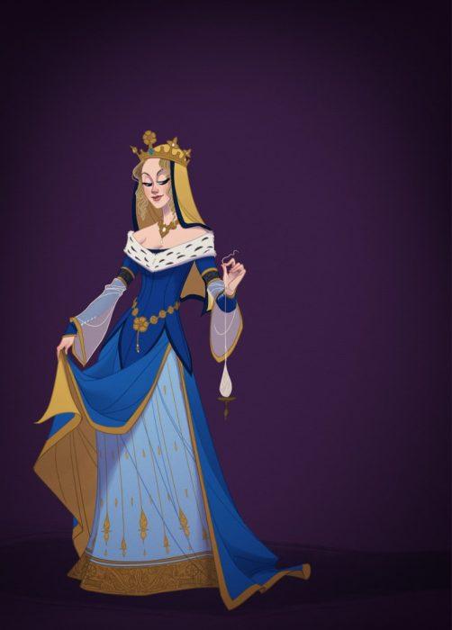 Princesas en su época