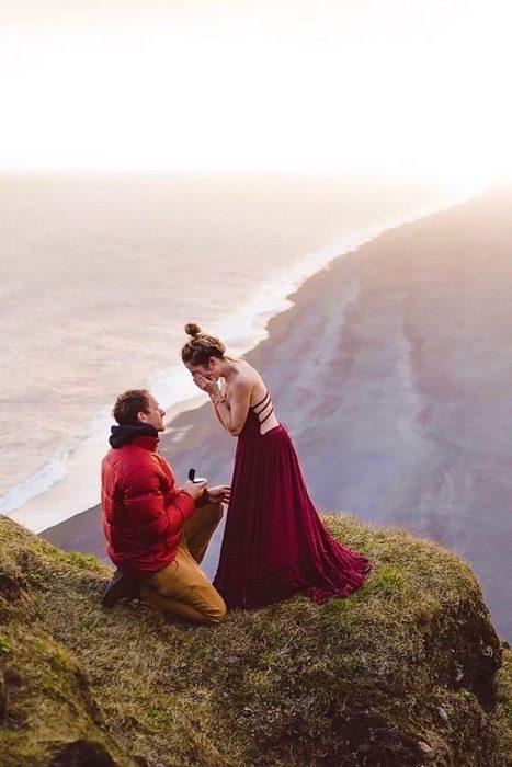 Propuestas de matrimonio