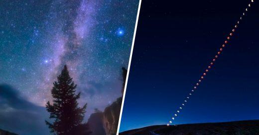 Cover Este artistas digital tiene un toque único para retratar el cielo