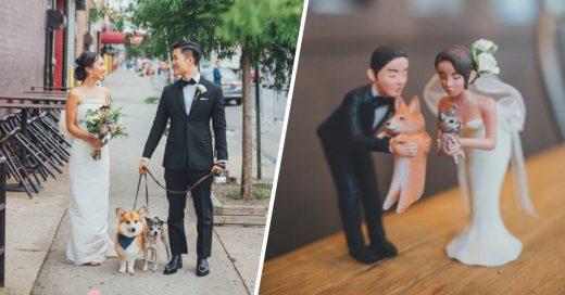 Cover Creativas formas de hacer que tu perrito también asista a la boda