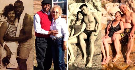 15 parejas que tienen mucho que enseñarnos sobre el amor
