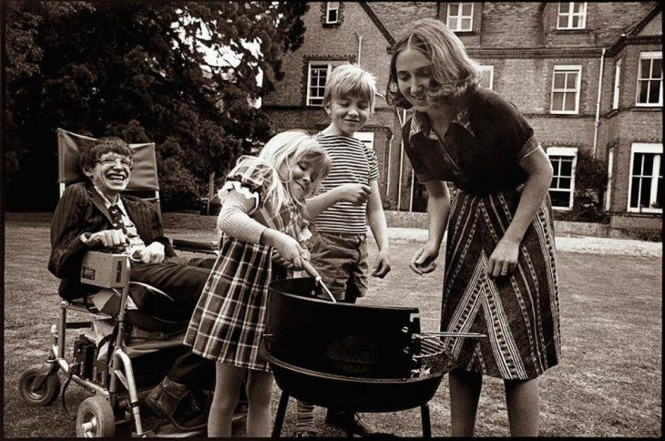 Hijos de Stephen Hawking
