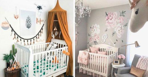 Cover Ideas para decorar el cuarto del bebé