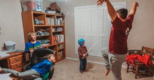 Cover Fotos que prueban lo bonito que se siente tener hijos hombres