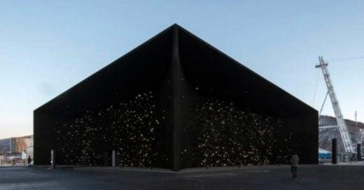 Cover El edificio más oscuro del mundo
