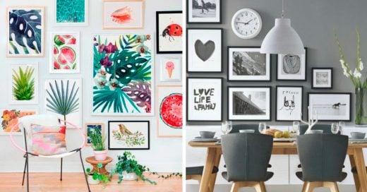 Cover Ideas para que le cambies el look a tu habitación en un solo paso