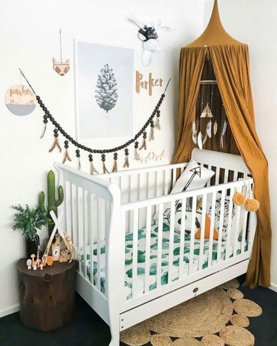el cuarto del bebé