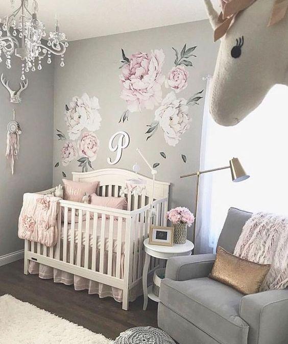 13 Cuartos para bebés tan bonitos que querrás tener un hijo