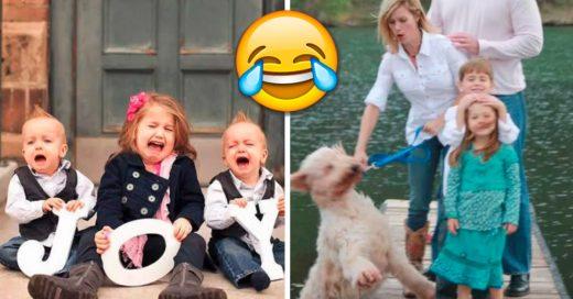 Cover Fotos de familias fracasadas
