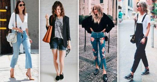 Cover Formas de combinar tus jeans