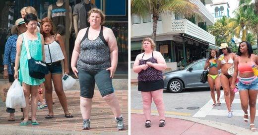 Cover la reacción del mundo frente al sobrepeso