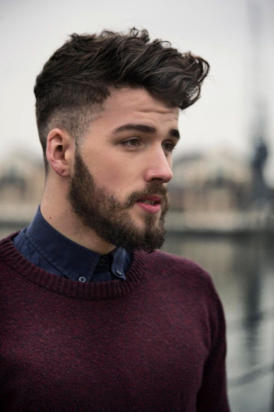 13 Tipos de barba que puedes llevar como todo un leador