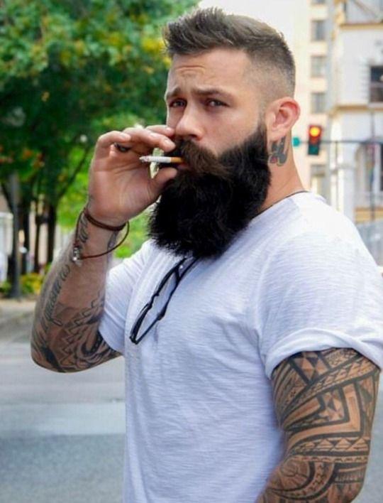 13 tipos de barba que puedes llevar como todo un le ador for Tipos de corte de barba