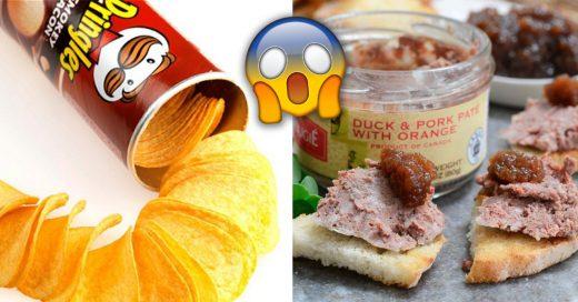 Cover Alimentos que te sorprenderá saber de qué están hechos