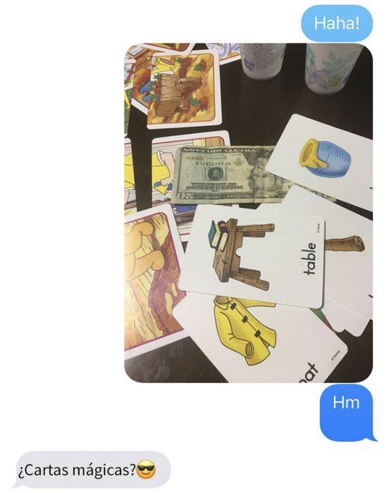 Papá esconde dinero en la casa de su hija (6)