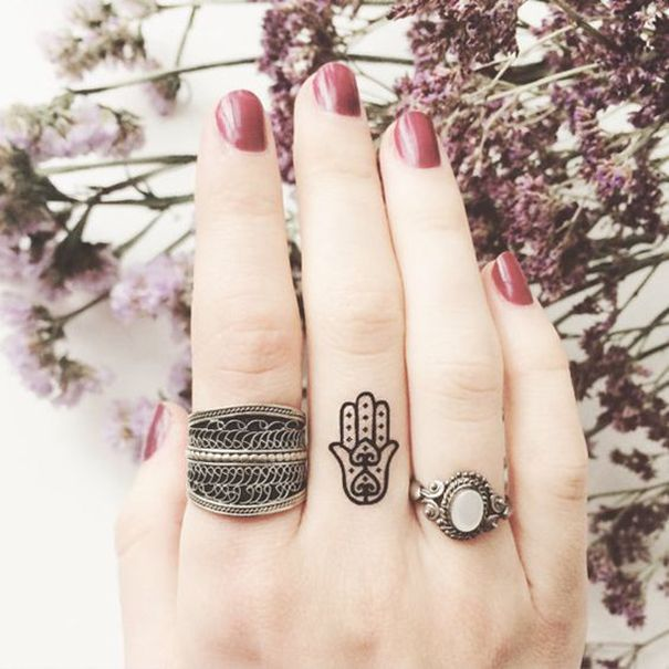 Tatuajes para manos