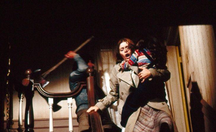 escena de The Amityville Horror