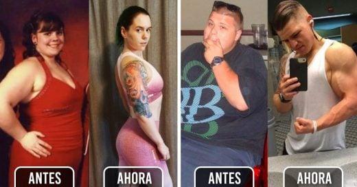 Cover Personas que perdieron peso y hoy están llenas de confianza