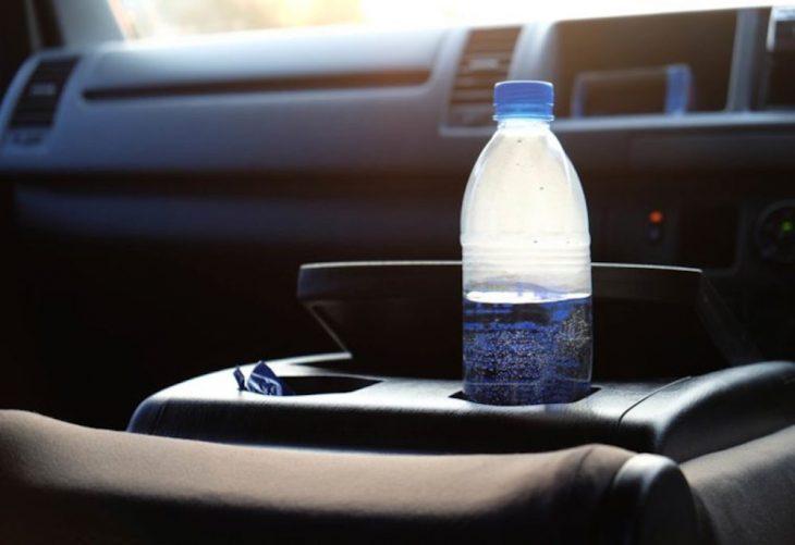 botella auto