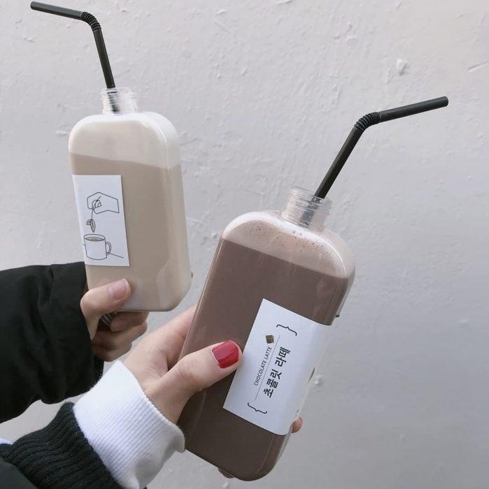 empaque de café y de té original