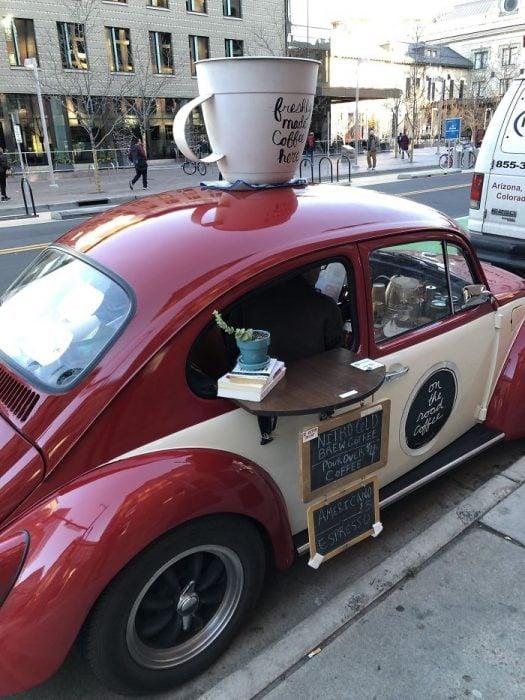 cafeterías originales