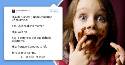 Cover Este padre tuitea las conversaciones con sus 4 hijas y es imposible NO reírse