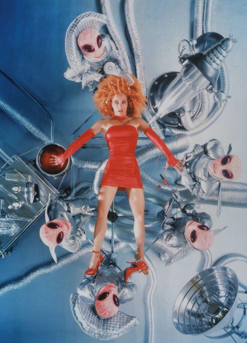 Extrañas fotografías de los noventas