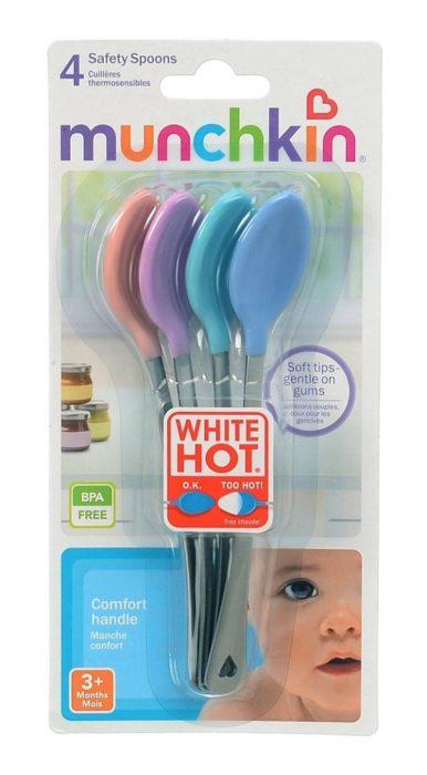 cucharas para bebé