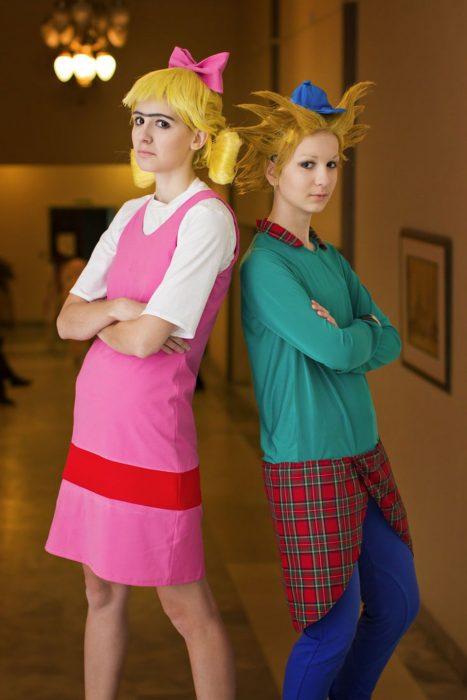 Helga y Arnold